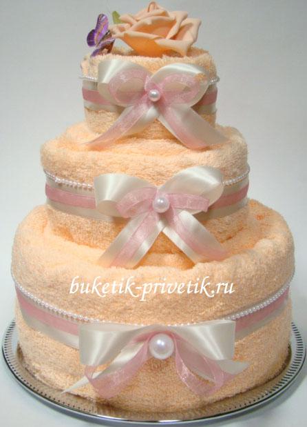 Свадебные торты на заказ архангельск