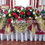 Декор тканями свадьбы